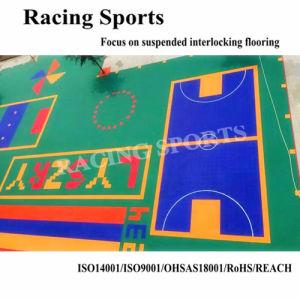 Tennis Court Professional Sports PP Flooring (suspended flooring)
