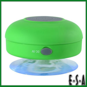 Unique Stereo Mini Best Waterproof Bluetooth Speaker, Handsfree Portable Waterproof Bluetooth Speaker Suction Cup G09d106 pictures & photos