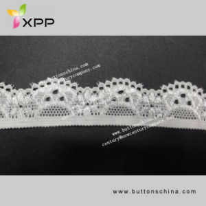 Elastic Tricot Lace for Lingerie pictures & photos