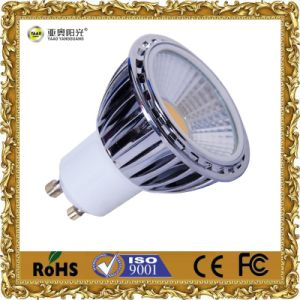 Lens LED Soptlight Light Cup GU10 5W