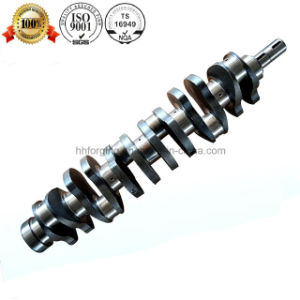 Crankshaft for Hino, Komatsu, Isuzu, Nissan, Mitsubishi Diesel Engine pictures & photos