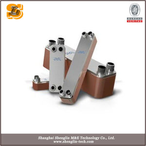 Stainless Brazed Plate Heat Exchanger pictures & photos