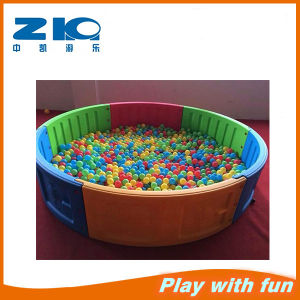 Durable Colorful Round New Style Children Plastic Toys Ball Pool pictures & photos