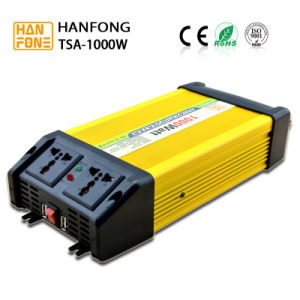 Modified Sine Wave Power Inverter 1kw Home Solar System Price (TSA1000) pictures & photos