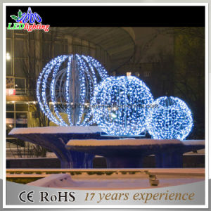 Holiday Light Outdoor Christmas Street Light Decoration Ball Light Wholesale in China pictures & photos