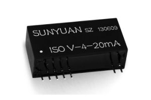 Low Cost Voltage to 4-20mA Isolation Amplifier for Wind Energy Power Monitoring pictures & photos