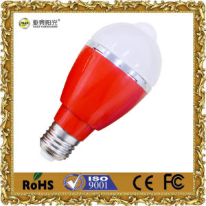 Energy Saving LED Bulb Light Lamp with Sensor pictures & photos