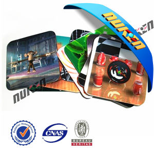 Customized High Quality 3D Lenticular Coaster pictures & photos
