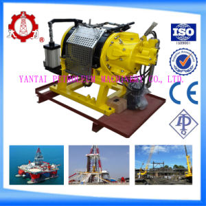 Air Winch for Drilling and Oilfied Platforms pictures & photos
