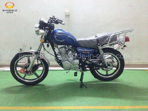 125cc Disk Brake Motorcycle/Motorbike for African Market pictures & photos