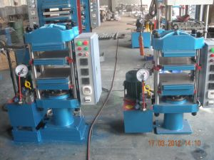 Lab Vulcanizing Press (XLB350*350*2) pictures & photos