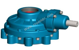 Rb6 Manual Operated Bevel Gearbox for Gate Valve pictures & photos