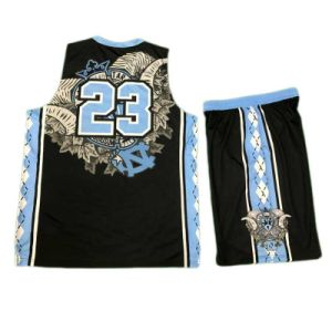 Customized Basketball Jersey Uniform with Your Logo Printed pictures & photos