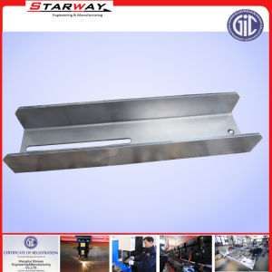 Custom Stampings 1mm Stainless Steel Sheet Metal Fabrication pictures & photos