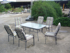 Garden Hotel Home Outdoor Furniture Table and Chair (FS-4020+ FS-5112) pictures & photos