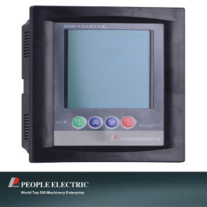 Low Voltage Reactive Power Compensation Controller of Jkwrf-16 (LCD screen) pictures & photos