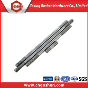Stainless Steel 304 316 Double End Studs /Stud Bolt pictures & photos