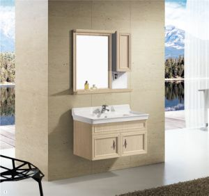 Modern Style Aluminum Bathroom Cabinet (T-9702) pictures & photos