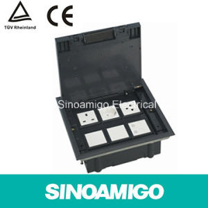 with Various Sockets Access Floor Box pictures & photos