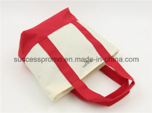 High Quality Canvas Insulaed Cooler Hand Bag pictures & photos