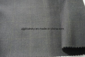 Tweed & Plain Weave Wool Fabric for Suit pictures & photos