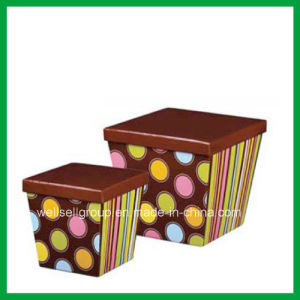 Colorful Gift Box (two size) / Paper Box / Packaging Box for Promotional Gift pictures & photos