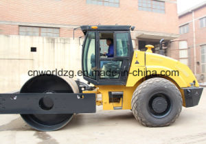 14ton Vibratory Compactor with Rear Wheel Drive System pictures & photos