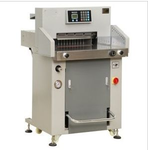 Hydraulic Program Paper Cutting Machine/Paper Guillotine Hs520p pictures & photos
