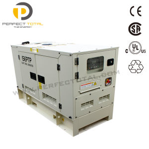 50kVA Generator Set with Perkins Engine pictures & photos