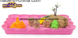 Plastic Tray (36X24cm) Play Sand Moulds