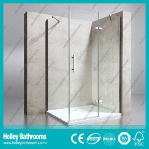 Hinger Door Single Door Selling Simple Shower House (SE705C) pictures & photos