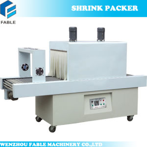 PE Film Low Speed Shrink Wrapping Machine for Box (BSD600) pictures & photos