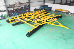 5.4m Wing Folded Joint Tillage Machine pictures & photos