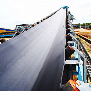 Conveyor System/Rubber Conveyor Belt/Nylon Rubber Conveyor Belt pictures & photos