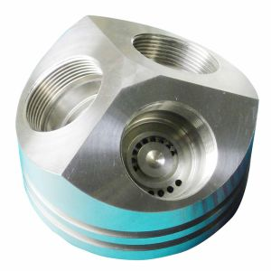 CNC Machining Components for LED Parts pictures & photos