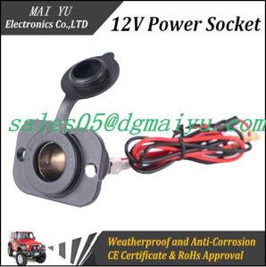 Marine Grade 12V DC Cigarette Lighter Socket Plug Power Panel Outlet Car RV Boat pictures & photos