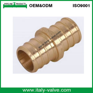Lead-Free Brass Pex Coupling (PEX-004) pictures & photos