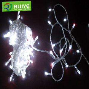 LED Light Chain Decoration Curtain Light Wire Light pictures & photos