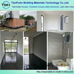 Foshan 20 Feet container House for Living pictures & photos