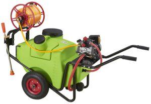 Trolley Gasoline Engine Power Sprayer, Diaphragm Pump Power Sprayer Tpm100/20d pictures & photos