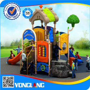 Children Mini Plastic Outdoor Playground (YL-E040) pictures & photos