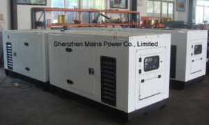 25kVA 20kw Yuchai Silent Diesel Generator Low Noise Standby 28kVA pictures & photos