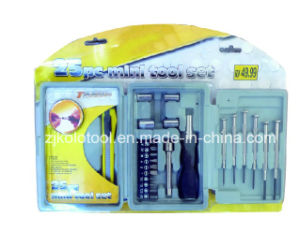 25PC Mini Hand Tool with Socket Set pictures & photos