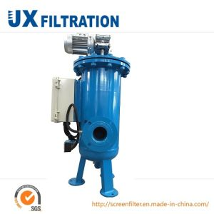 Automatic Back Flushing Filter for Industrial Water pictures & photos