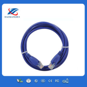 High Quality Cat5e RJ45 Network Ethernet LAN Cable pictures & photos