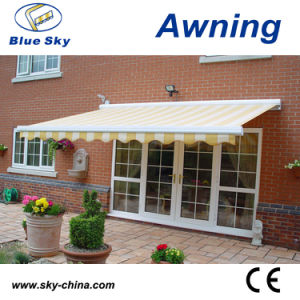Economic Gazebo Polyester Retractable Awning (B3200) pictures & photos