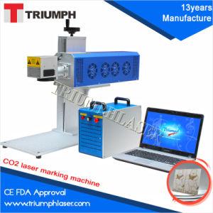 Ce FDA Manufacture Triumph CO2 Laser Engraving Machine