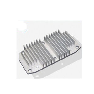 2015 High Quality Wholesale Aluminum Profile Heat Sink pictures & photos