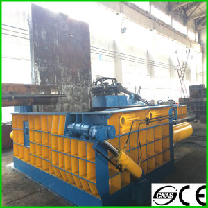 Factory Price Hydraulic Aluminum Copper Steel Metal Scrap Metal Baler pictures & photos