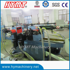 SW38 PLC pipe bending machine with double elbow pictures & photos